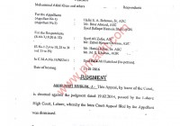 Up-gradation of Inland Revenue Audit Officer BS-16 to BS-18 in FBR, Supreme Court of Pakistan dismissed the department Appeal