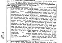 Time Scale Promotion to Officers in BS-16 and Above Having Stagnant Posts (Govt. of Punjab) CLARIFICATIONS